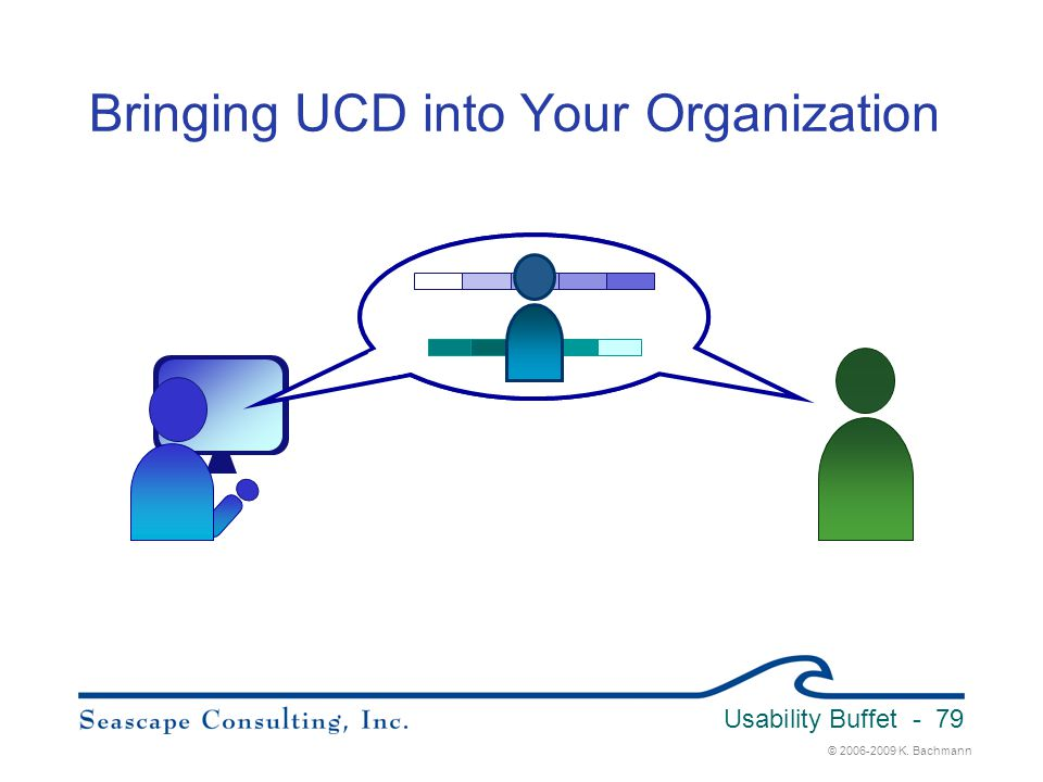 Bringing UCD into Your Organization