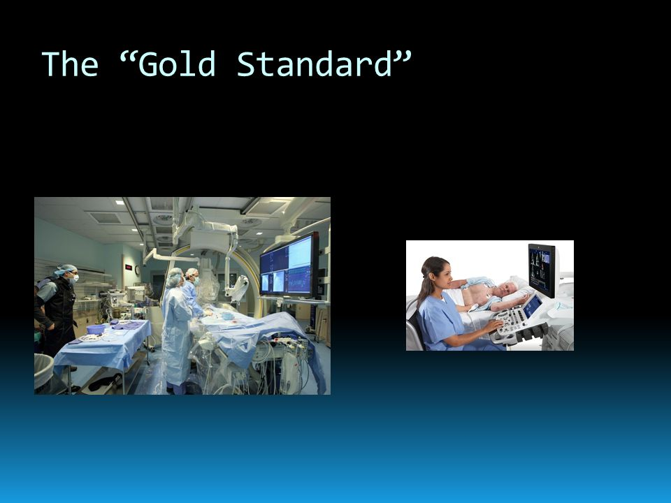 The Gold Standard DMcF