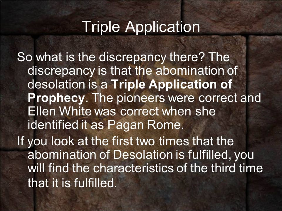 Triple Application