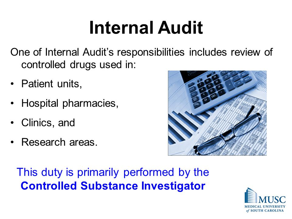 Controlled Substance Investigator