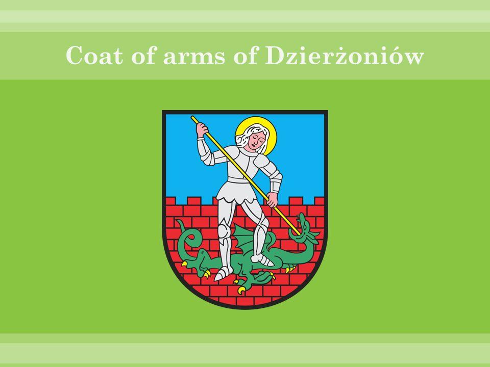 Coat of arms of Dzierżoniów