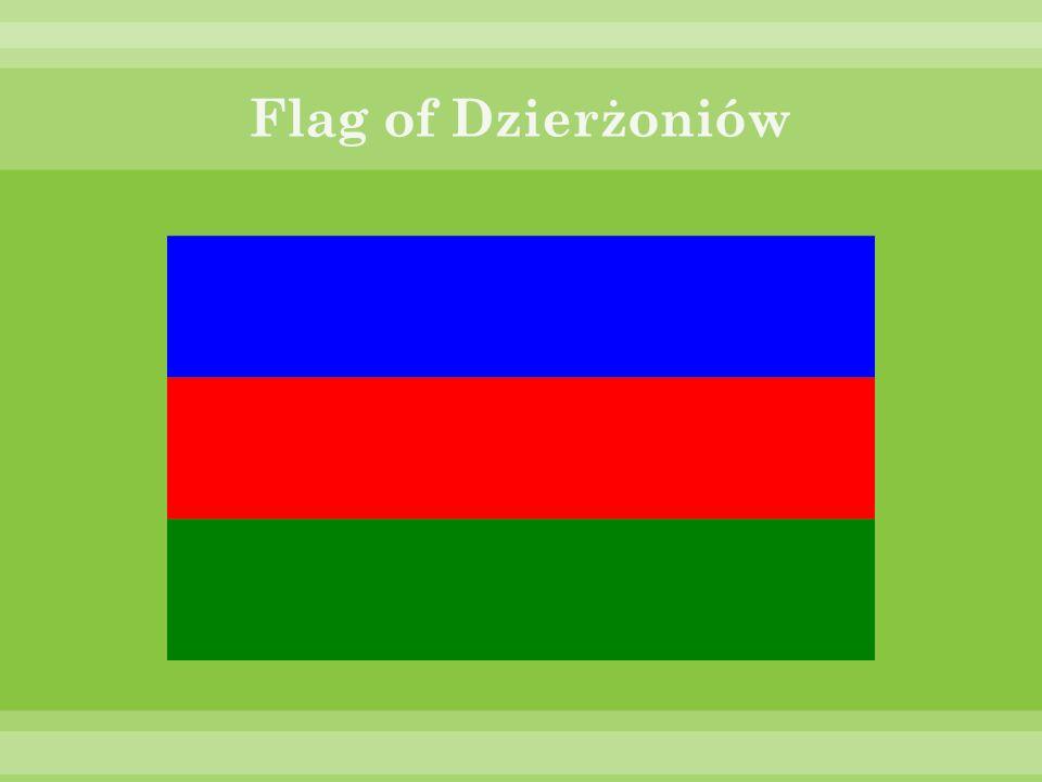 Flag of Dzierżoniów