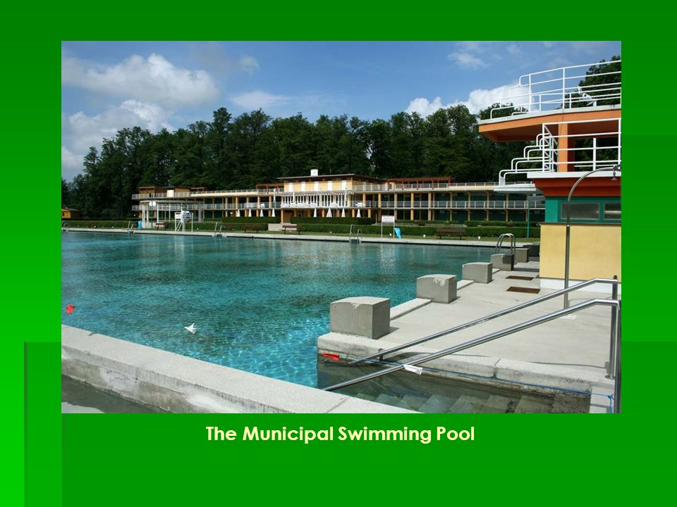 The Municipal Swimming Pool