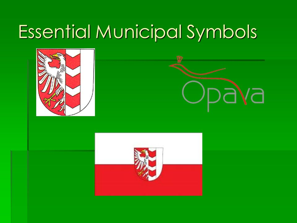 Essential Municipal Symbols