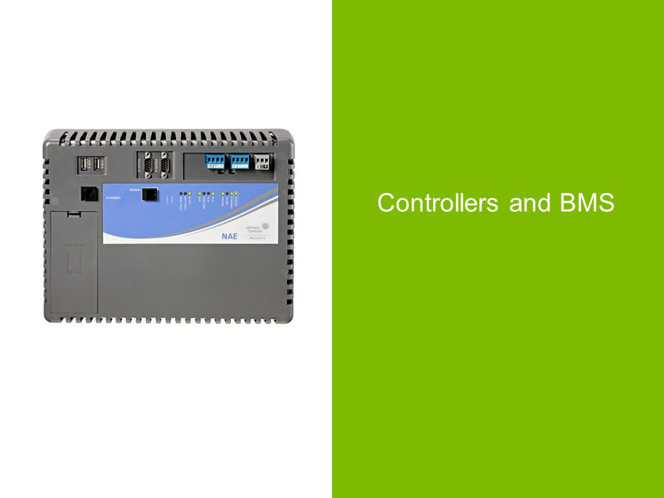 Controllers and BMS