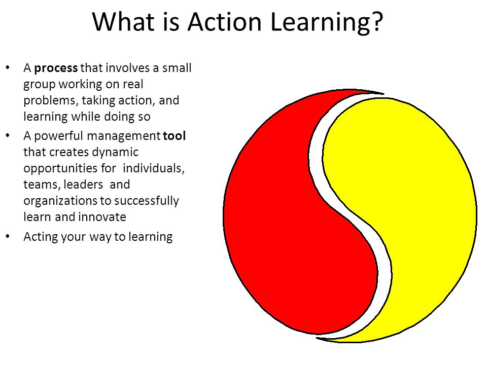 What is Action Learning