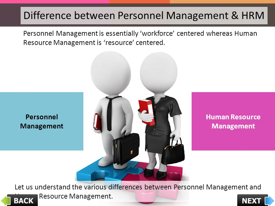 similarities between human resource management and personnel management The differences between human resource management in domestic and  163 as it is the study of similarities and differences between the various states regarding.