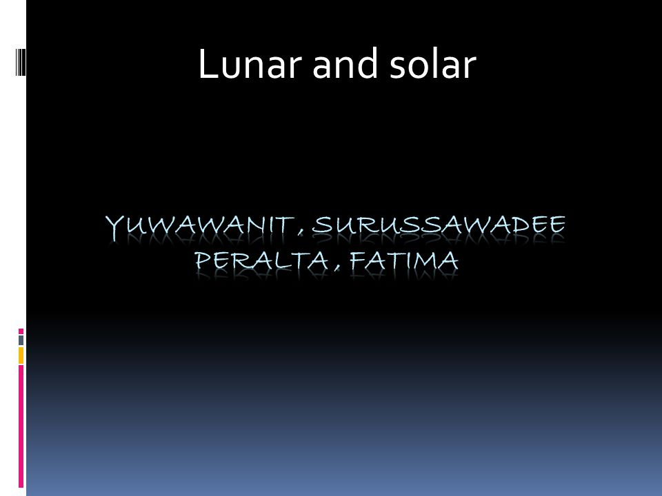 Yuwawanit , surussawadee peralta , fatima