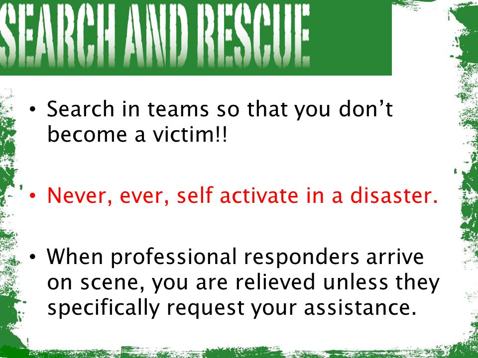 Search in teams so that you don't become a victim!!