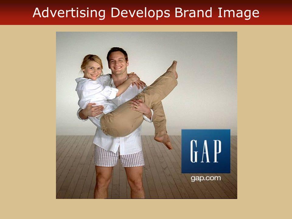 Advertising Develops Brand Image