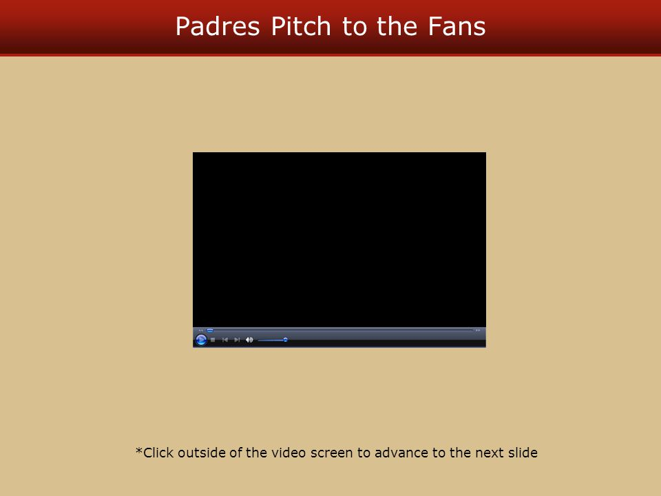Padres Pitch to the Fans