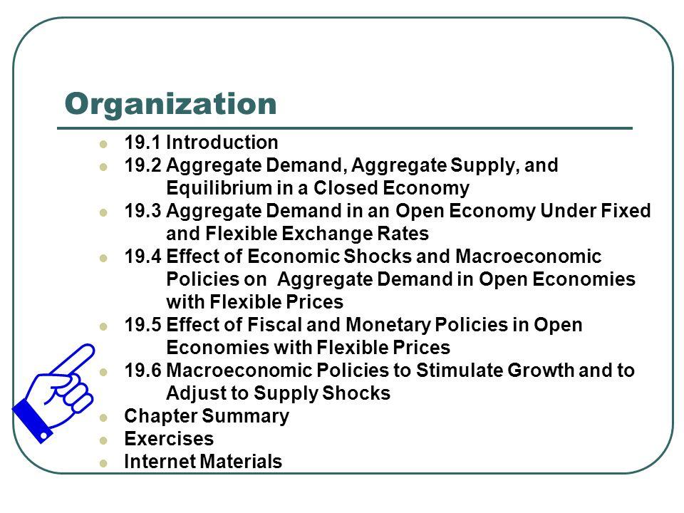 Organization 19.1 Introduction