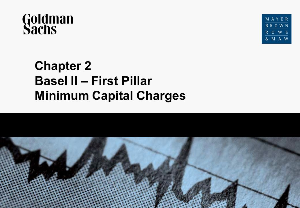 Chapter 2 Basel II – First Pillar Minimum Capital Charges