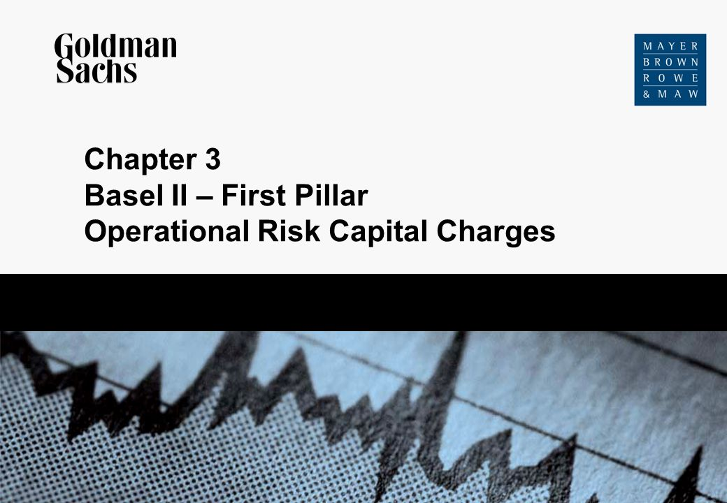 Chapter 3 Basel II – First Pillar Operational Risk Capital Charges