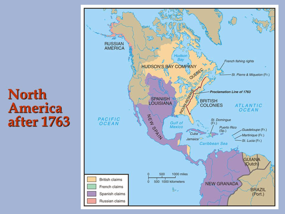 North America after 1763 Divine, America Past & Present 7e