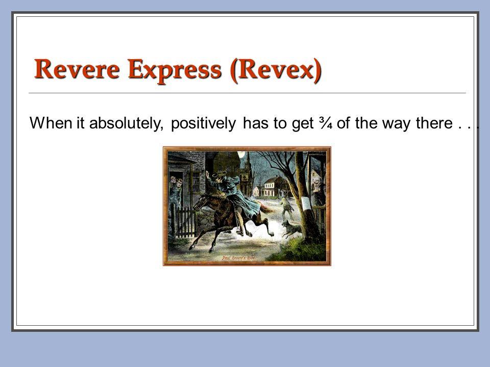 Revere Express (Revex)