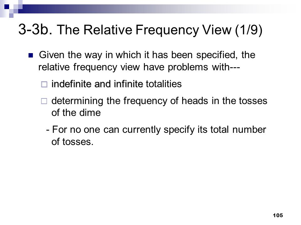 3-3b. The Relative Frequency View (1/9)