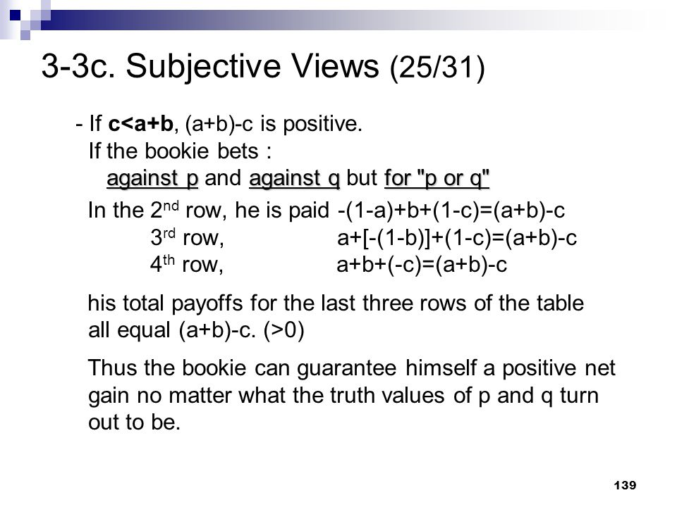 3-3c. Subjective Views (25/31)