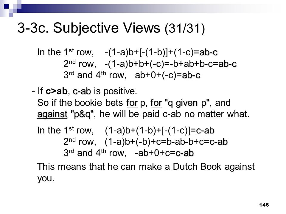 3-3c. Subjective Views (31/31)