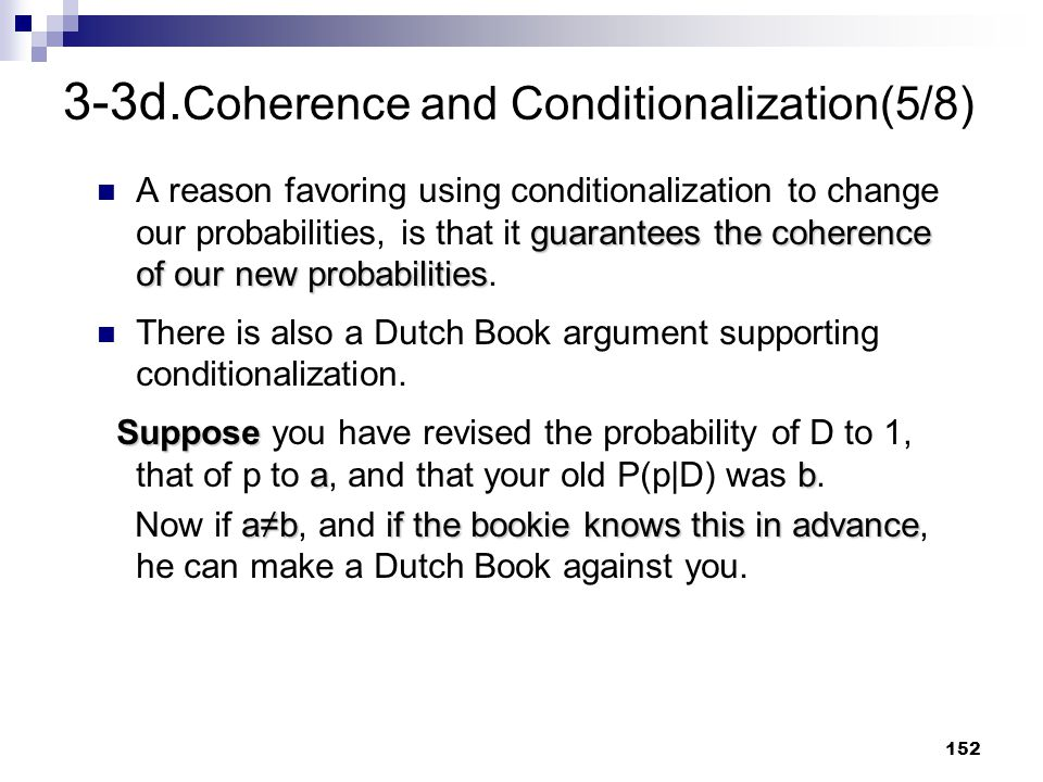 3-3d.Coherence and Conditionalization(5/8)