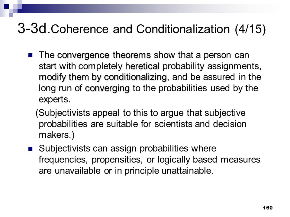 3-3d.Coherence and Conditionalization (4/15)
