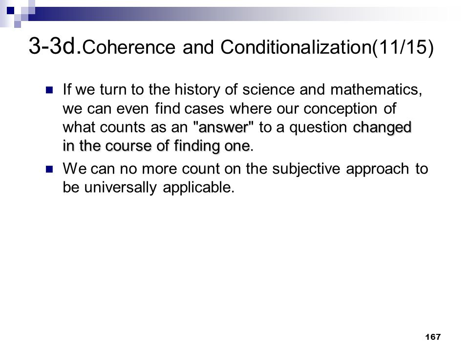 3-3d.Coherence and Conditionalization(11/15)