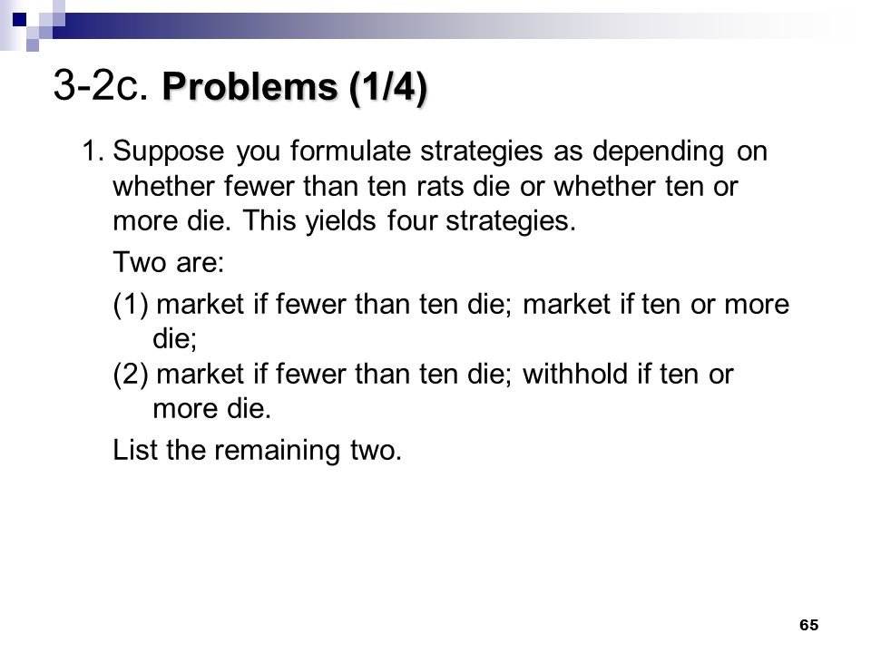 3-2c. Problems (1/4)