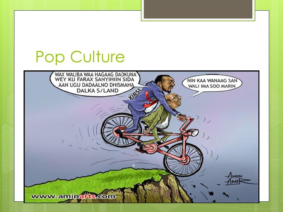 Pop Culture Caricature: