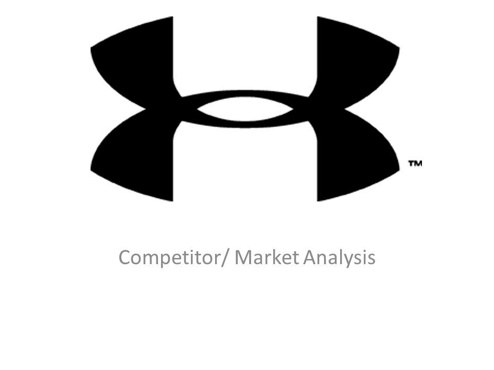 Competitor/ Market Analysis