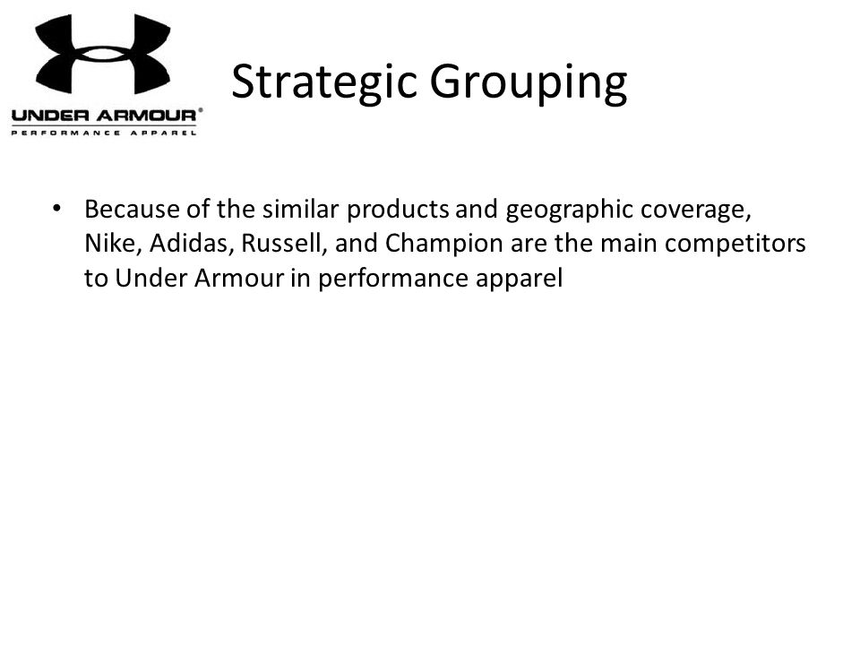 Strategic Grouping