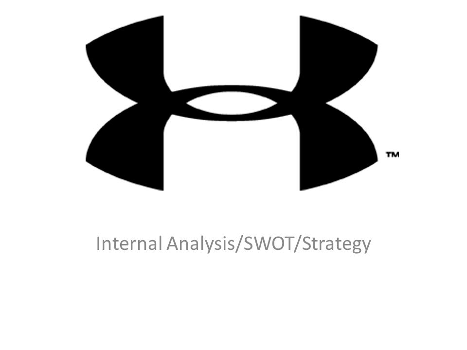 Internal Analysis/SWOT/Strategy