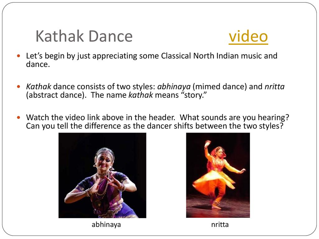 Music of India  - ppt download