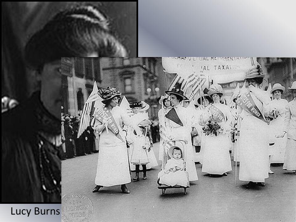 Lucy Burns