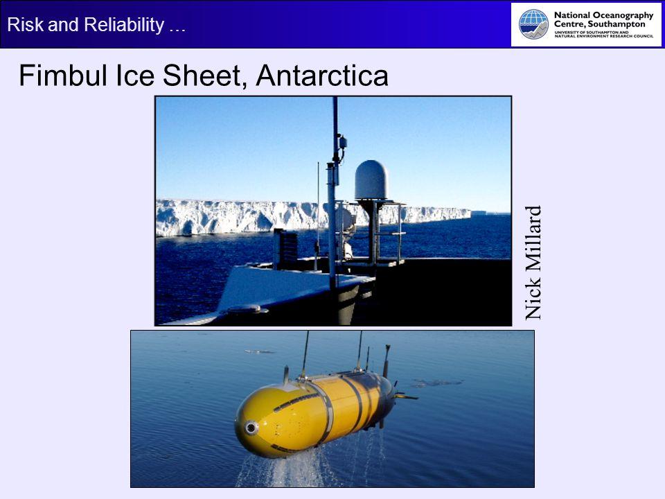 Fimbul Ice Sheet, Antarctica