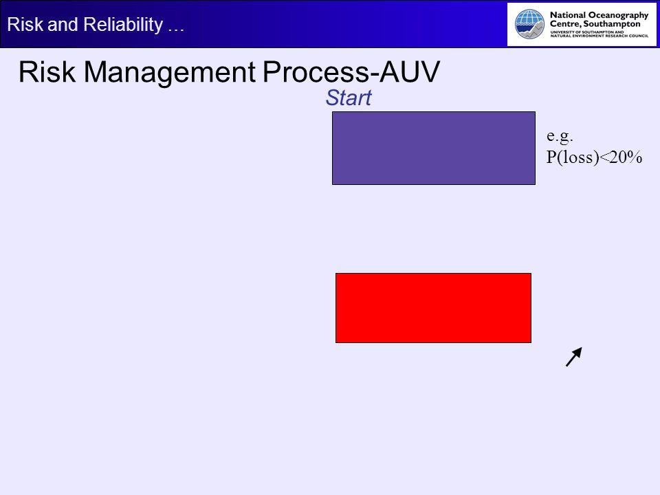 Risk Management Process-AUV