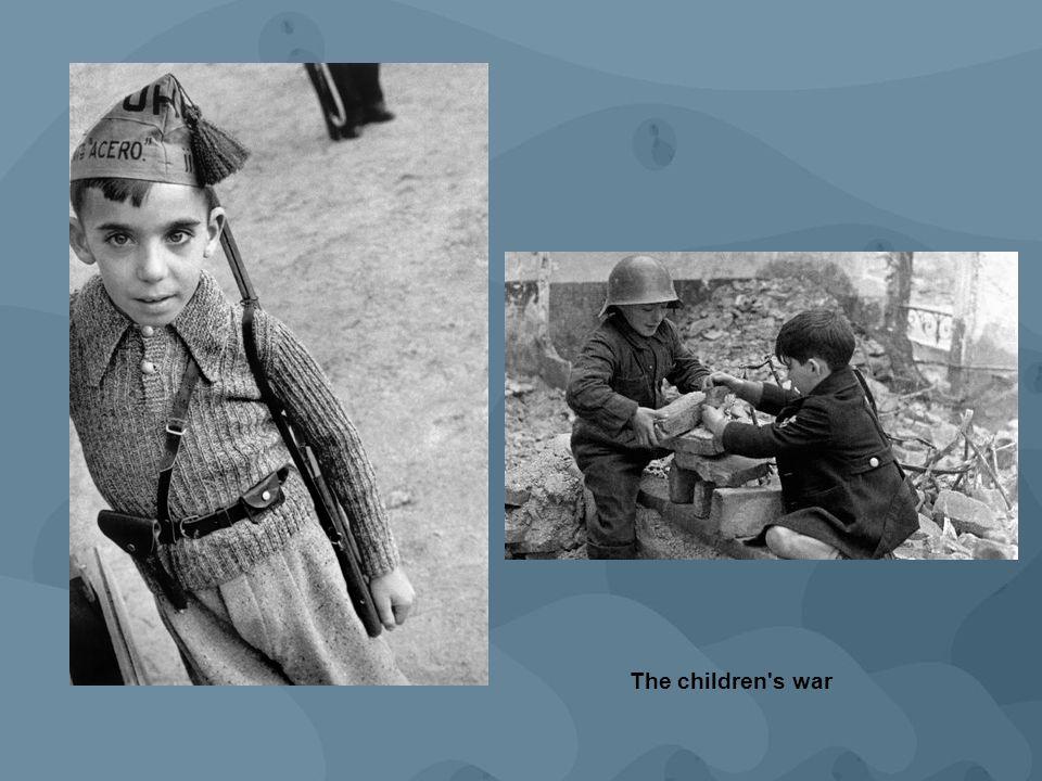 The children s war