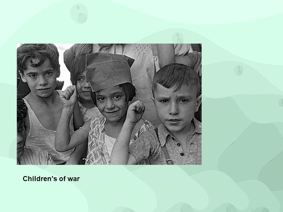 Children s of war