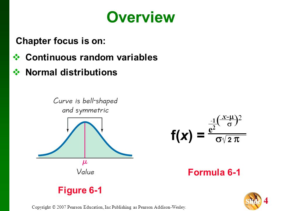 Overview f(x) = Chapter focus is on: ( )2  2 p
