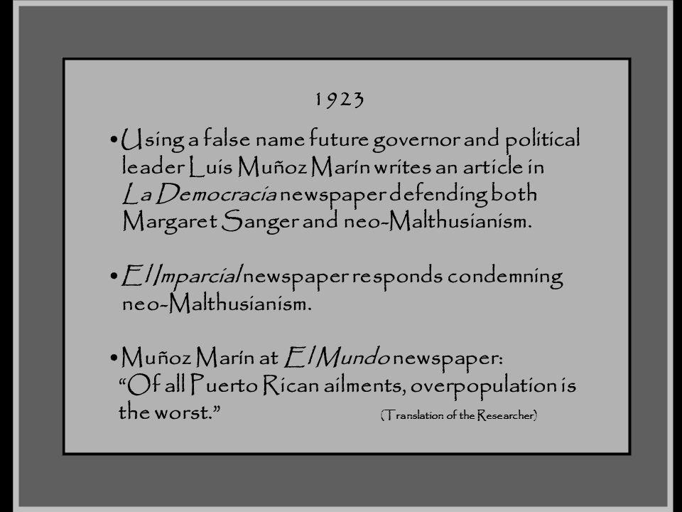 Using a false name future governor and political