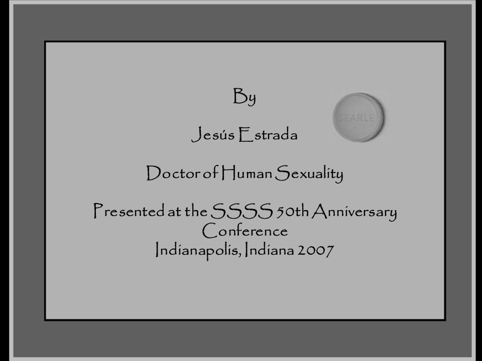 Doctor of Human Sexuality