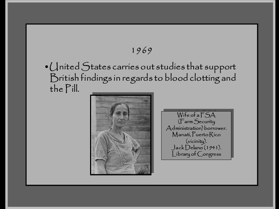 United States carries out studies that support