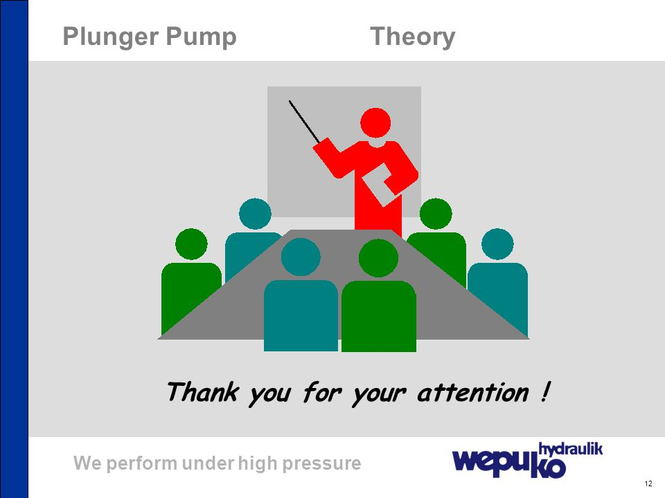 Plunger Pump Basic Theory (1/11) - ppt video online download