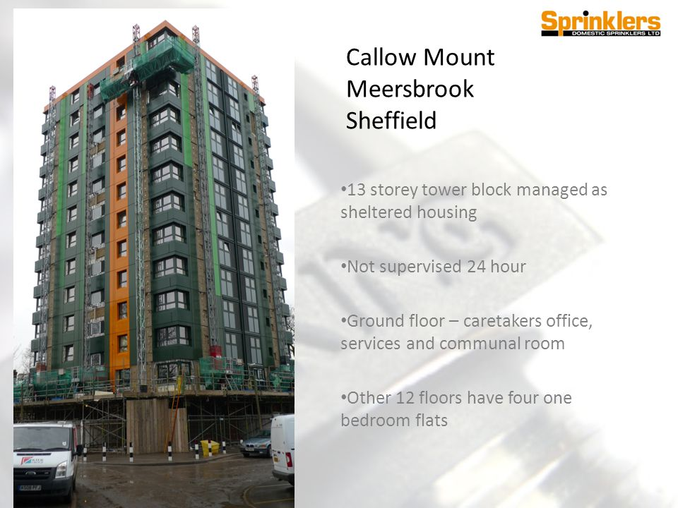 Callow Mount Meersbrook Sheffield
