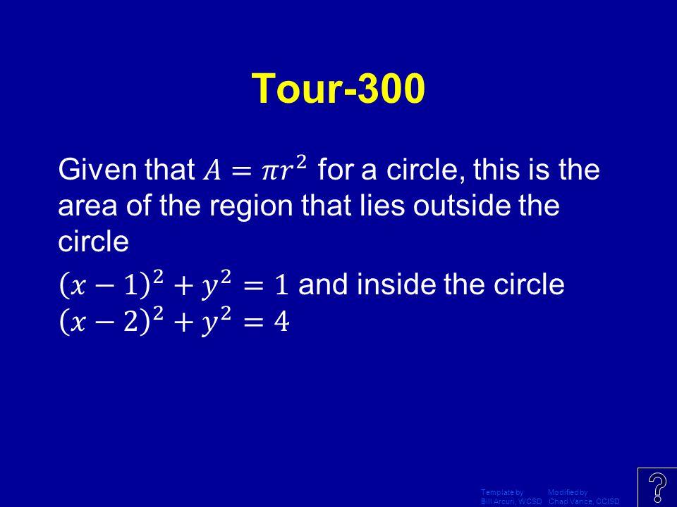Tour-300