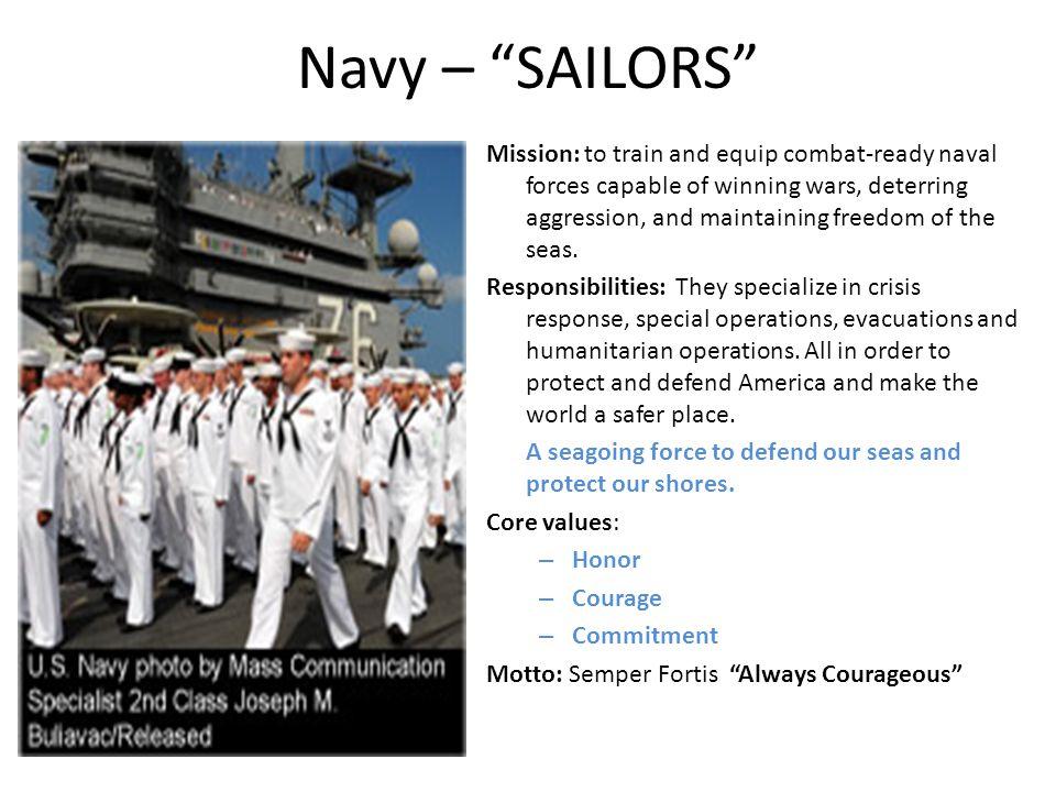Navy – SAILORS