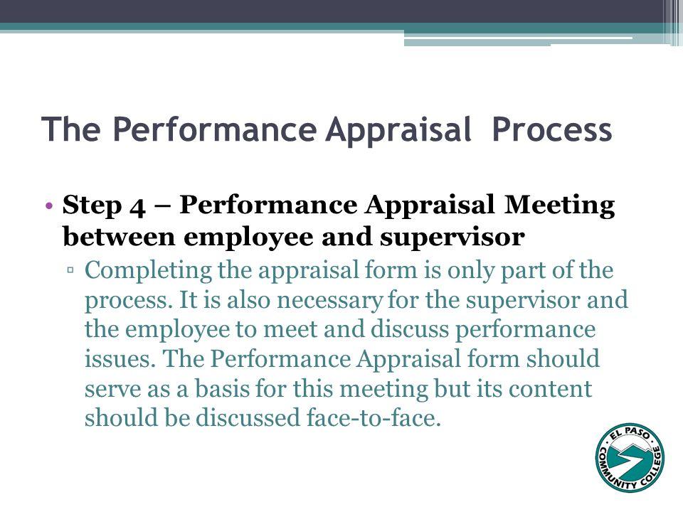essay method in performance appraisal