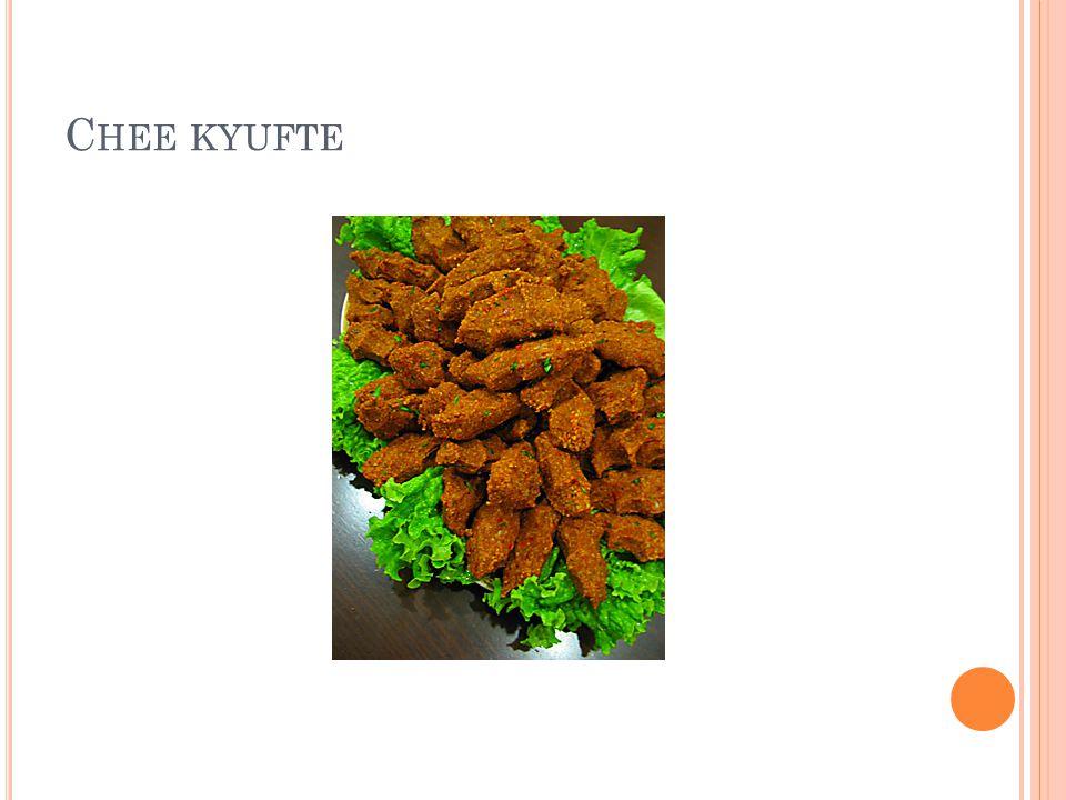 Chee kyufte