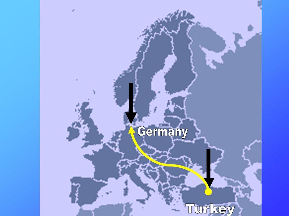 Germany Turkey