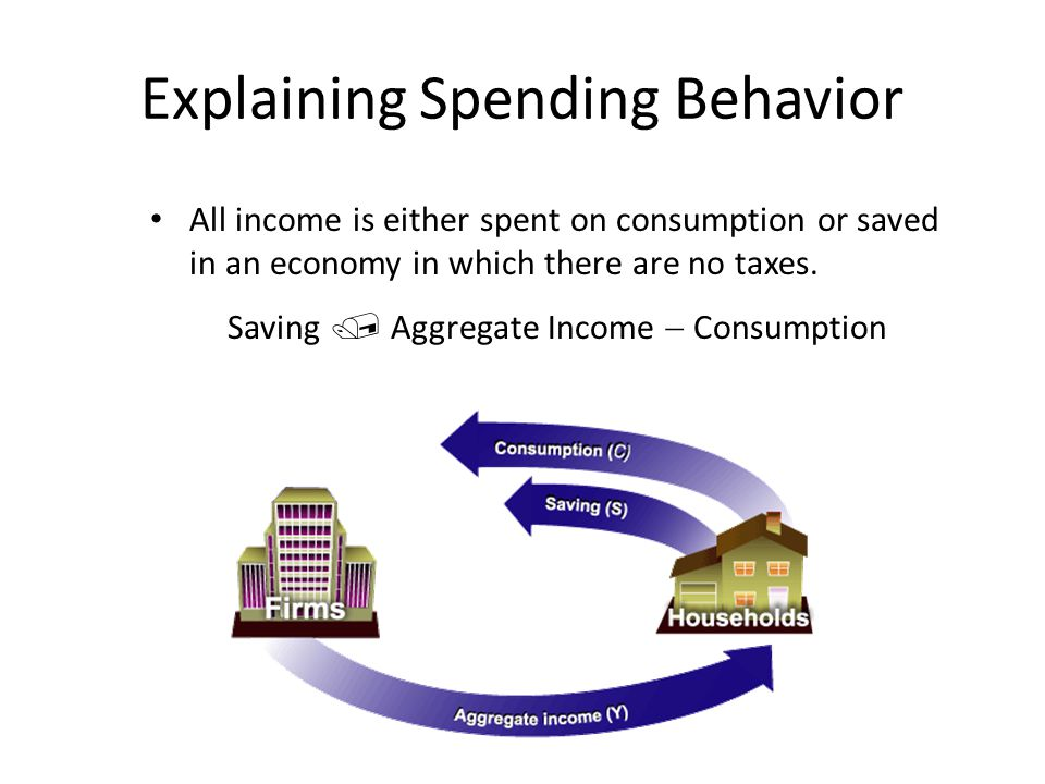 Explaining Spending Behavior