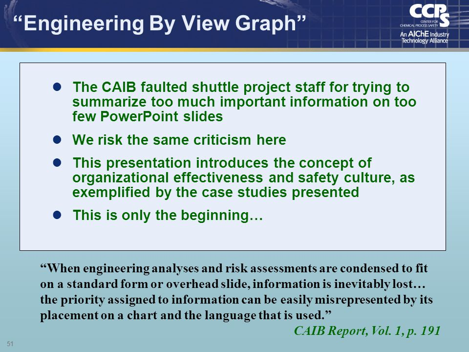 Engineering By View Graph